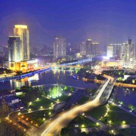 중국 저장성 닝보 Ningbo